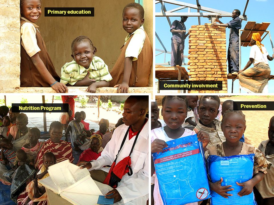 Primary education Nutrition Program Prevention Community involvment