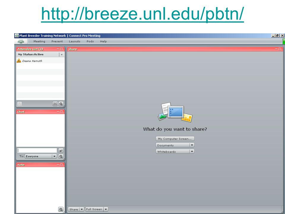 http://breeze.unl.edu/pbtn/