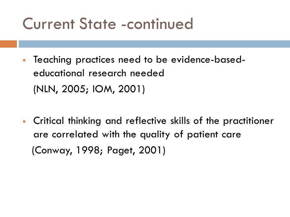 Objectives cont.Raemer (2003) recommends the use of both technical and non-technical objectives.