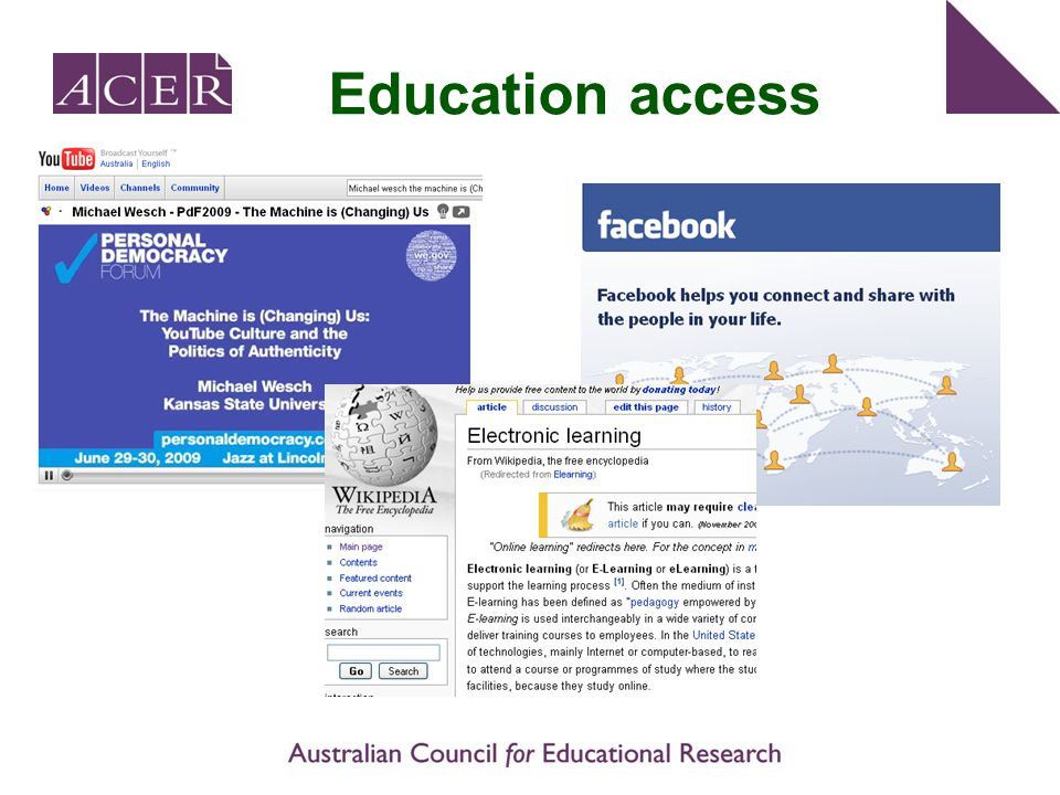 Education access
