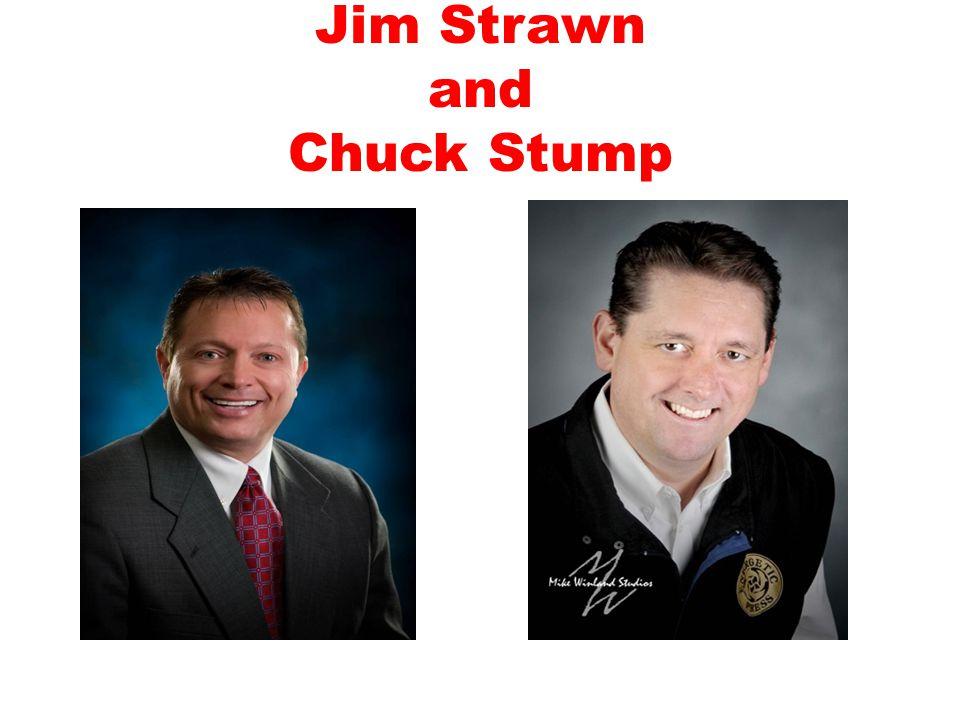 Jim Strawn and Chuck Stump