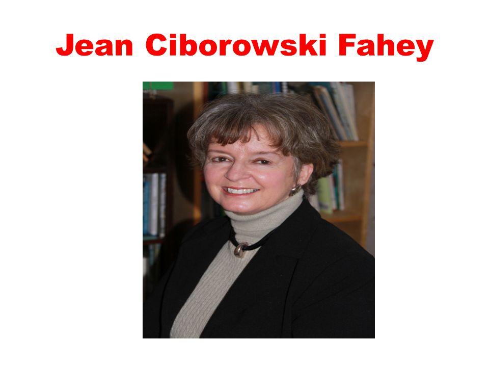 Jean Ciborowski Fahey