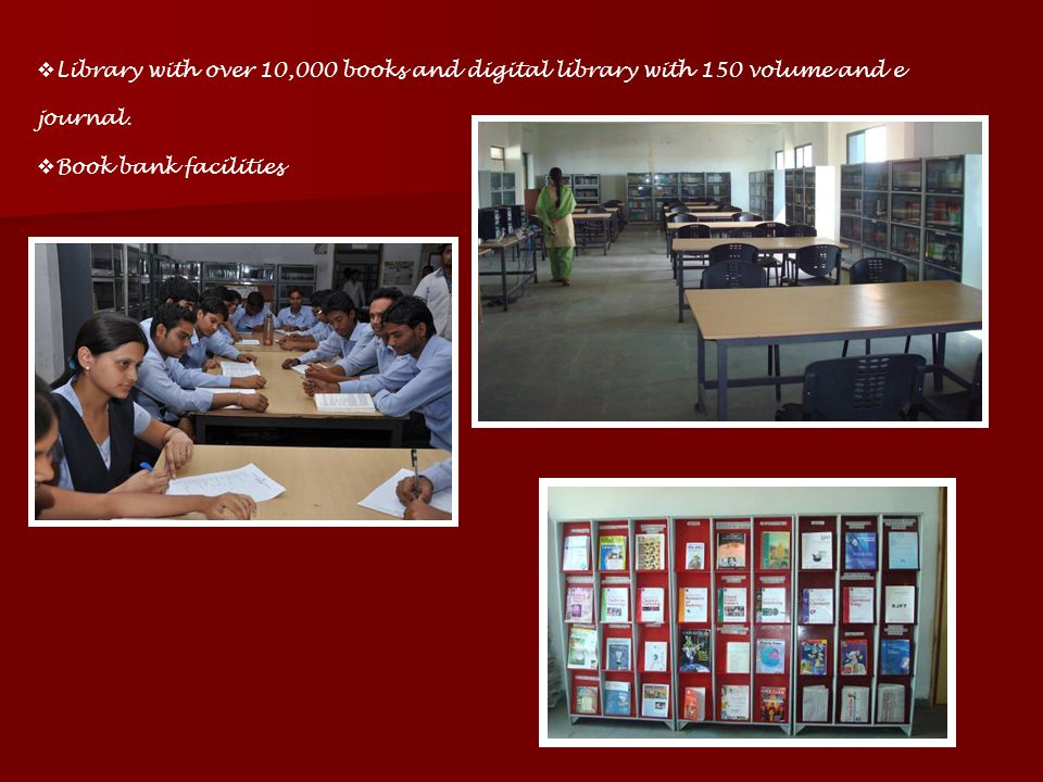 Salient features……………………………………………………………… Dedicated and highly experienced faculty appointed from all parts of country.
