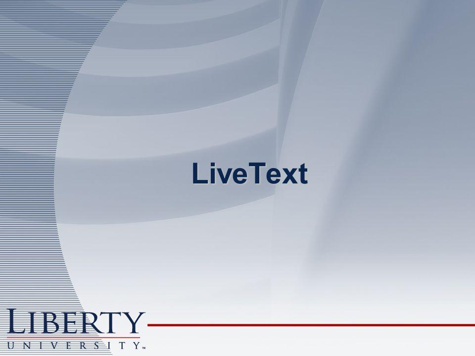 LiveText
