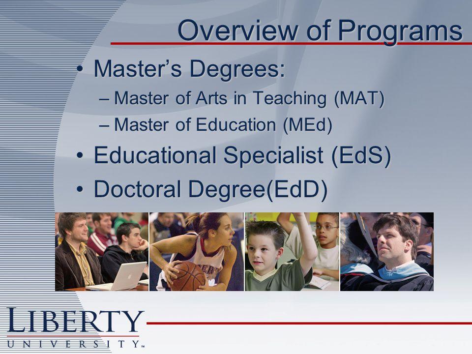 School of Education Orientation: Part III 2009
