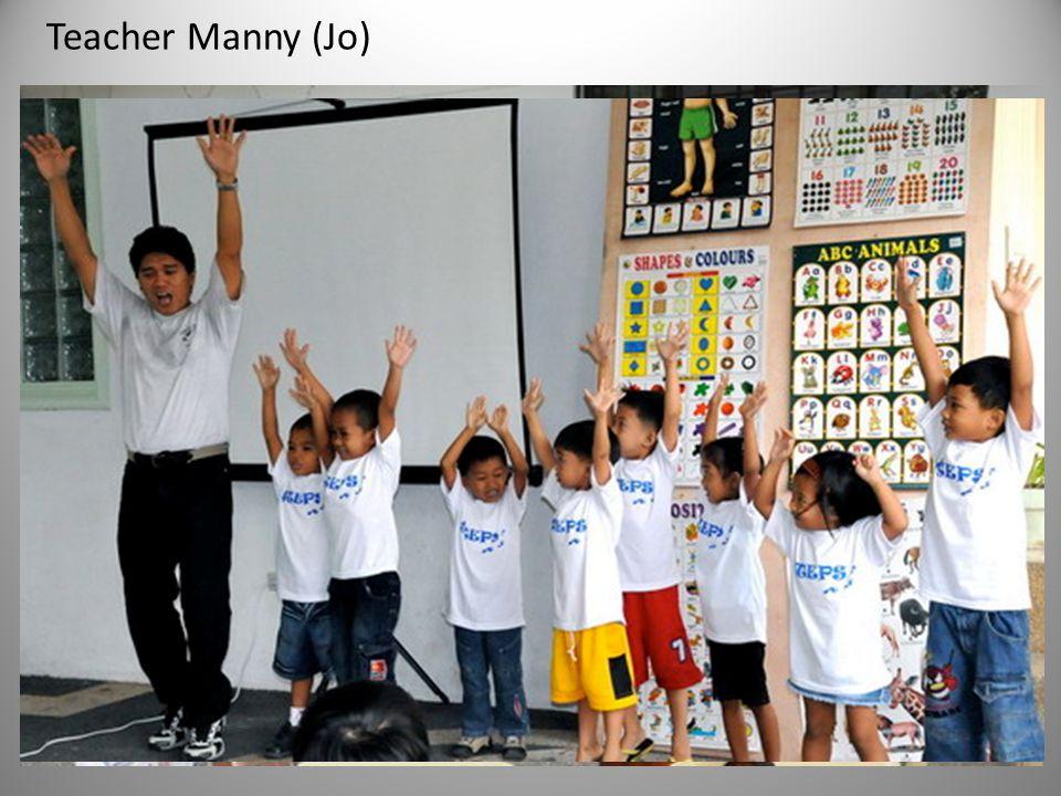 Teacher Manny (Jo)