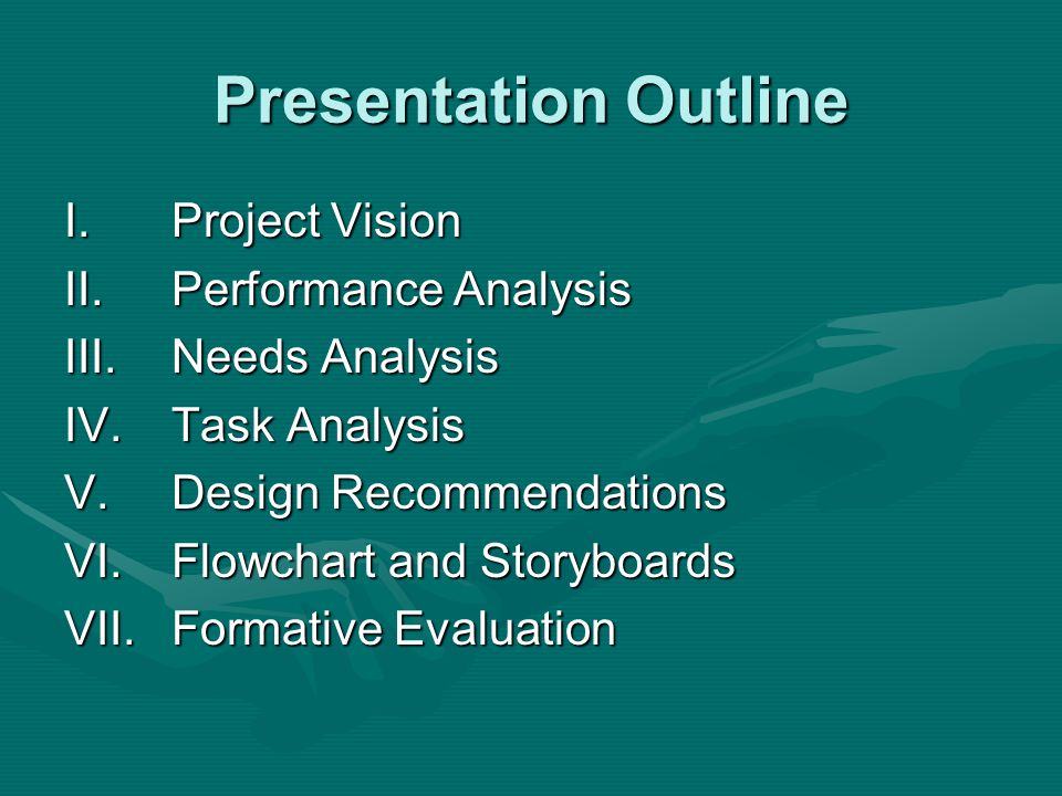 Project Vision To recommend or design a collaboration tool for AACTEs members.