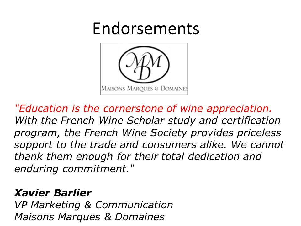 Education is the cornerstone of wine appreciation.