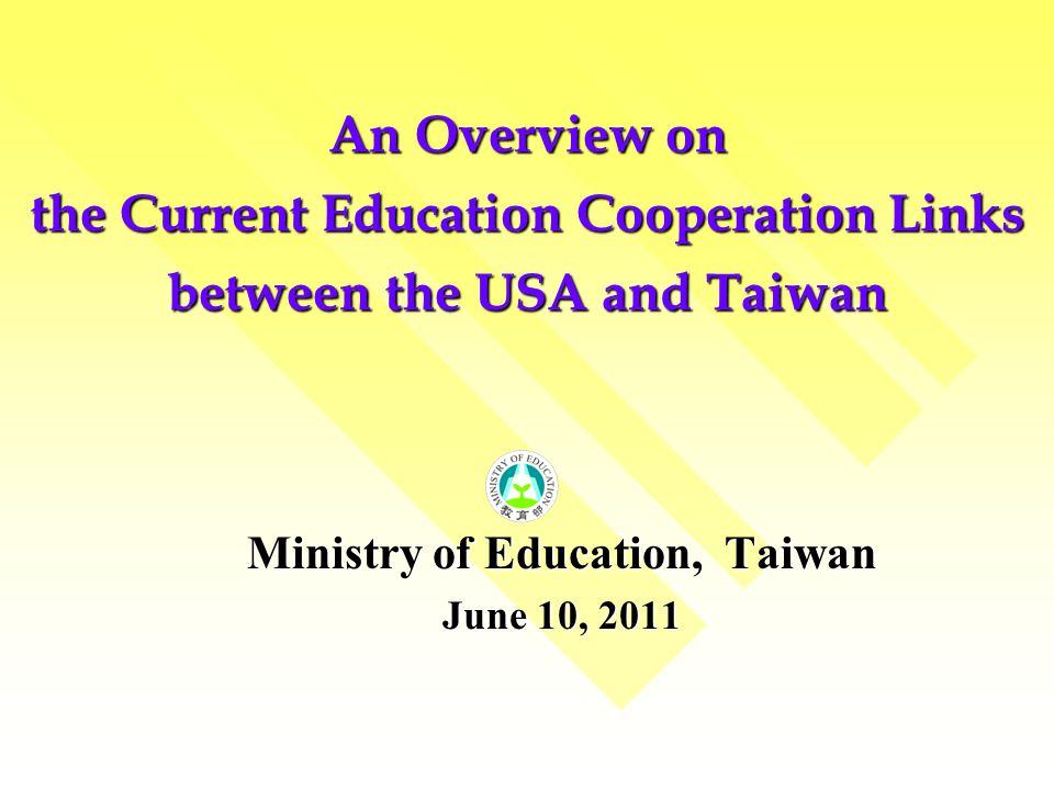 Contents I.Bilateral Agreements II.Inter-university Links between the U.S.