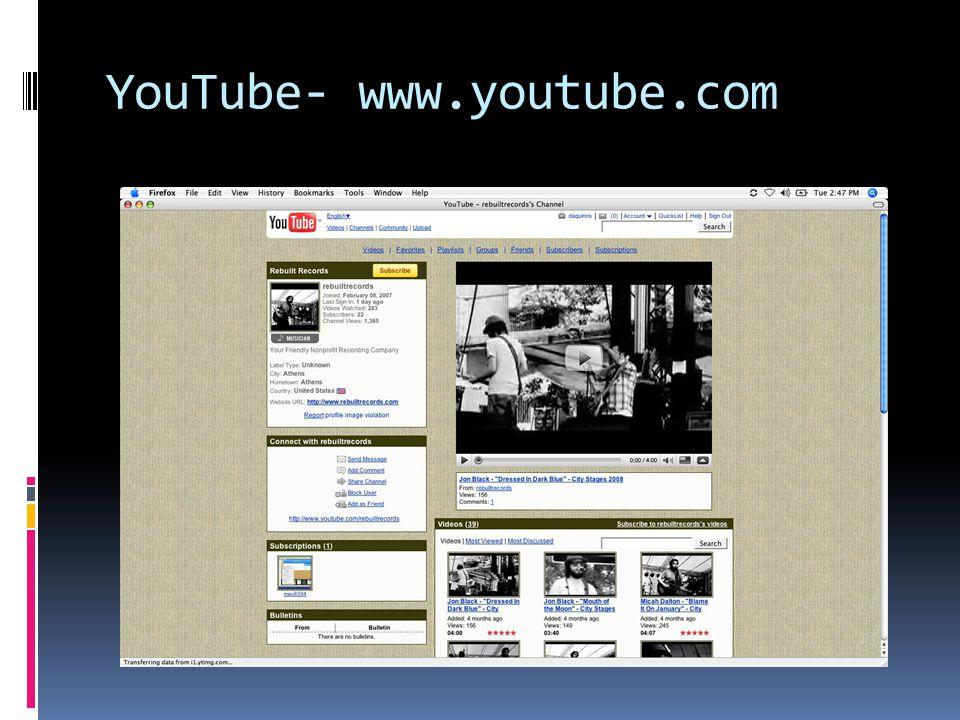 deviantART- www.deviantart.com