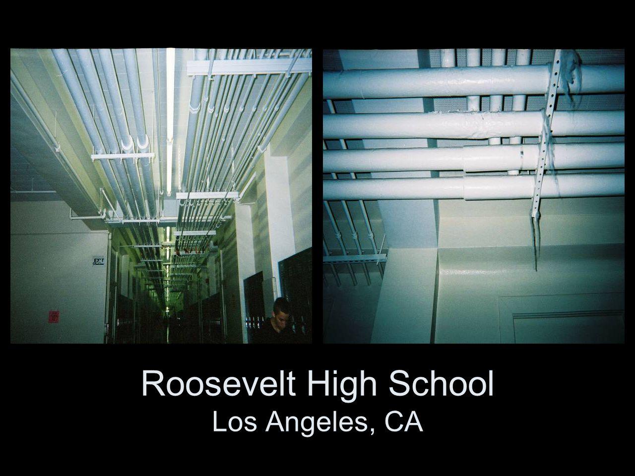 Roosevelt High School Los Angeles, CA