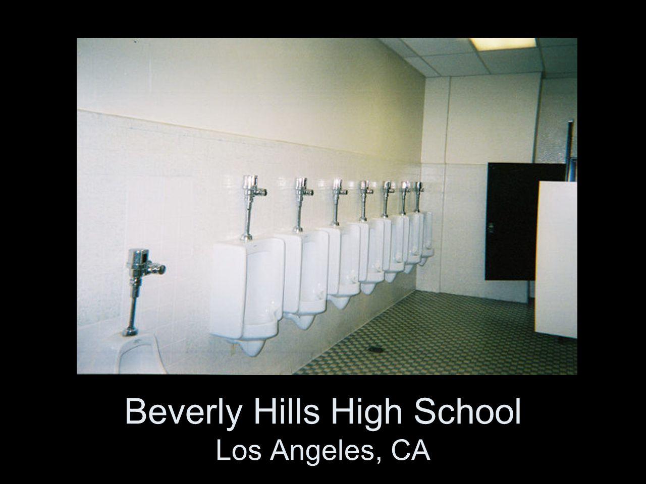 Beverly Hills High School Los Angeles, CA