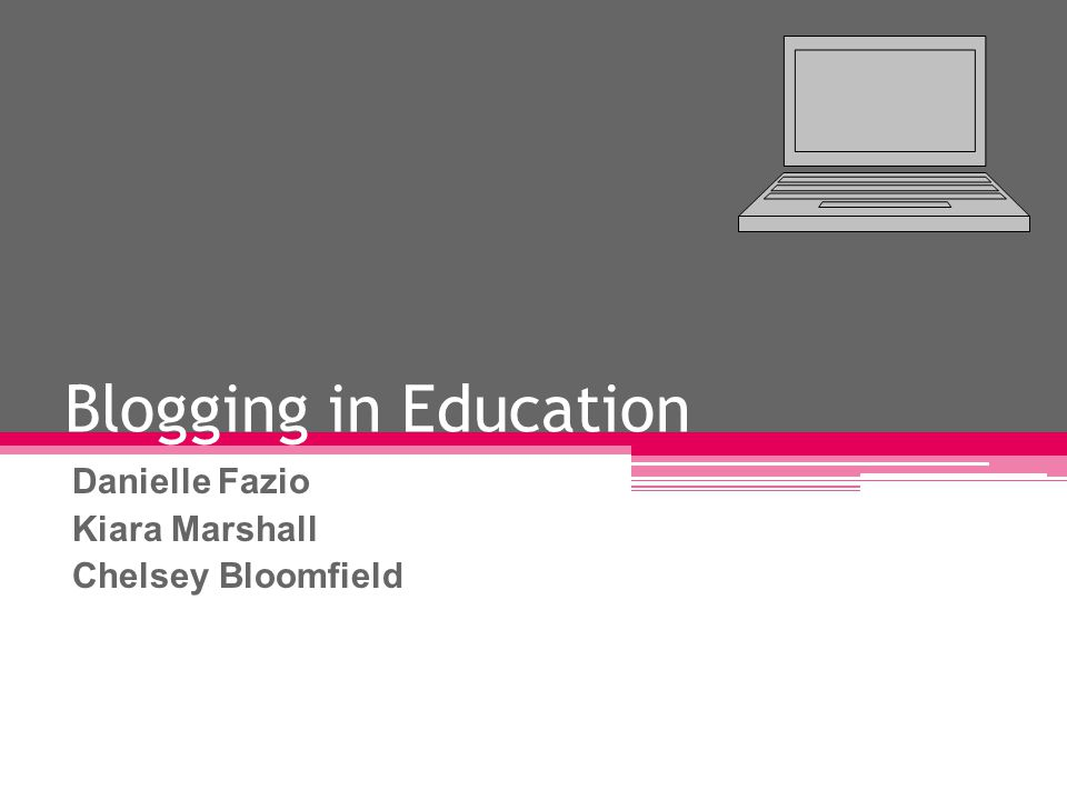 Blogging in Education Experts Author of Blogs, Wikis, Podcasts and Other Powerful Web Tools for Classrooms Does presentations on these technologies and to teach and train educators how to use them effectively in the classroom.