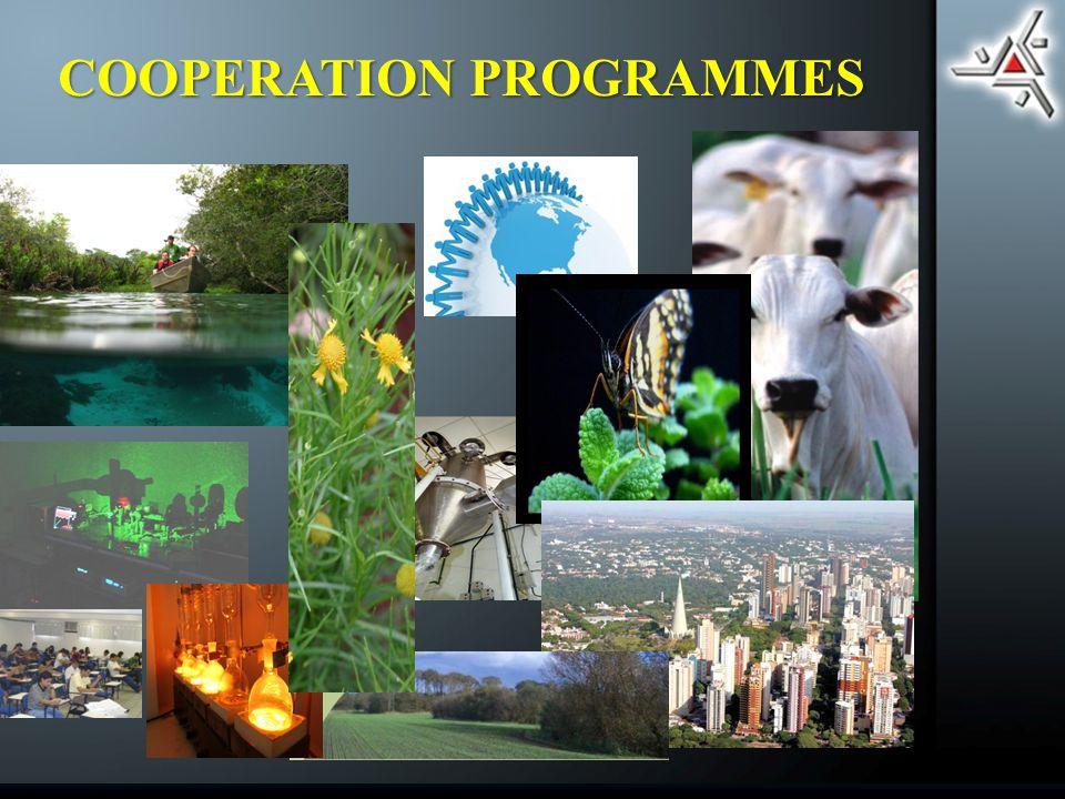 COOPERATION PROGRAMMES