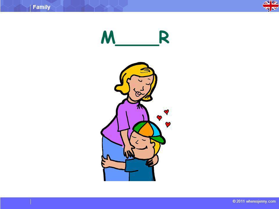Family © 2011 wheresjenny.com M____R