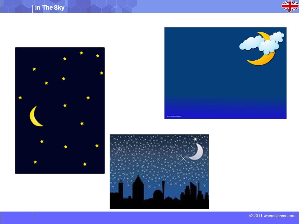 In The Sky © 2011 wheresjenny.com