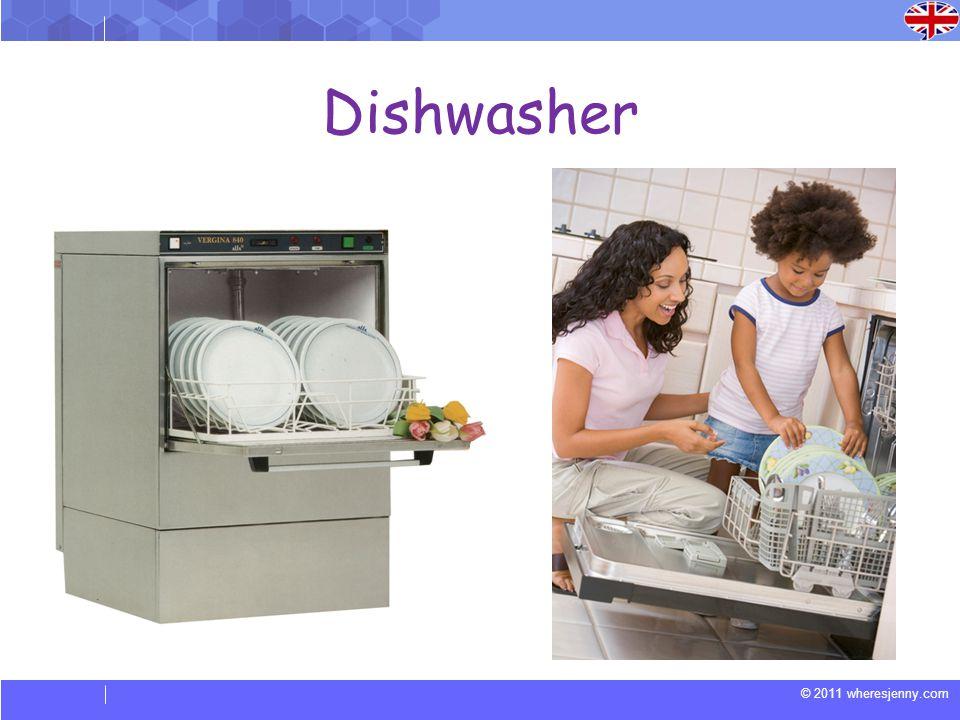 © 2011 wheresjenny.com Dishwasher
