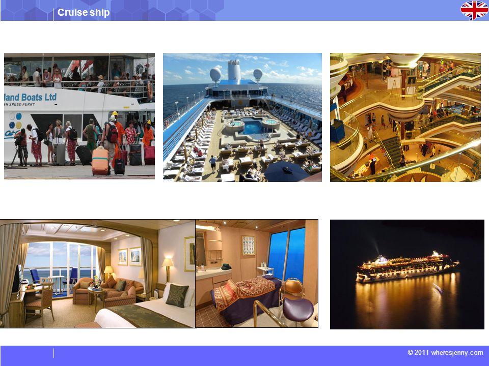 Cruise ship © 2011 wheresjenny.com