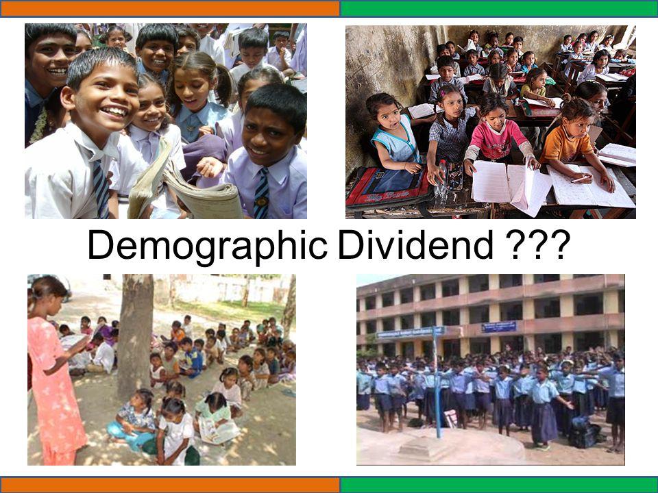 Demographic Dividend ???