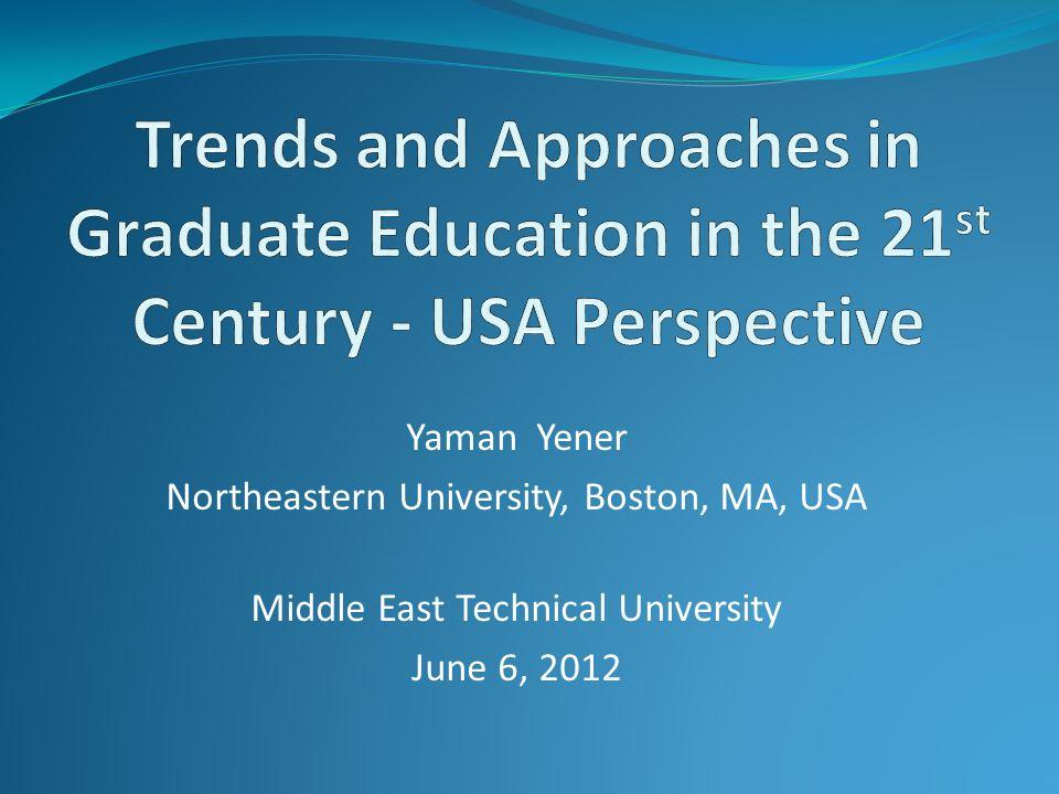 Yaman Yener Northeastern University, Boston, MA, USA Middle East Technical University June 6, 2012