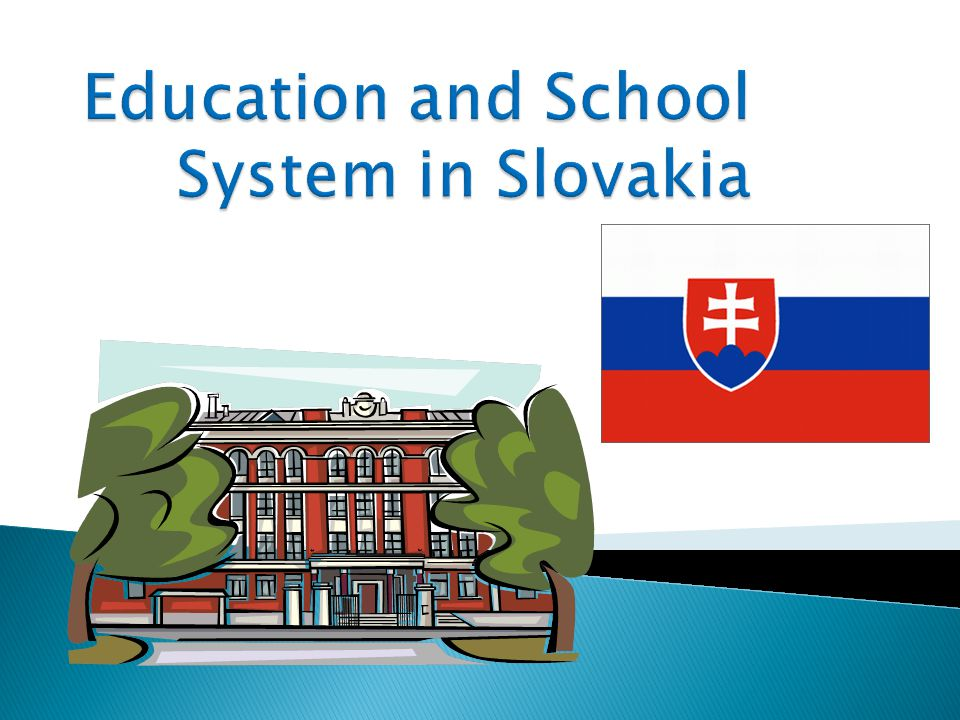 - State schools - Schools owned by church - Private schools Kindergarten 3 - 6 Primary school 6 - 15 Primary school 6 - 15 Grammar school, High School (Gymnazium) Specialized Secondary School Conservatories Vocational School