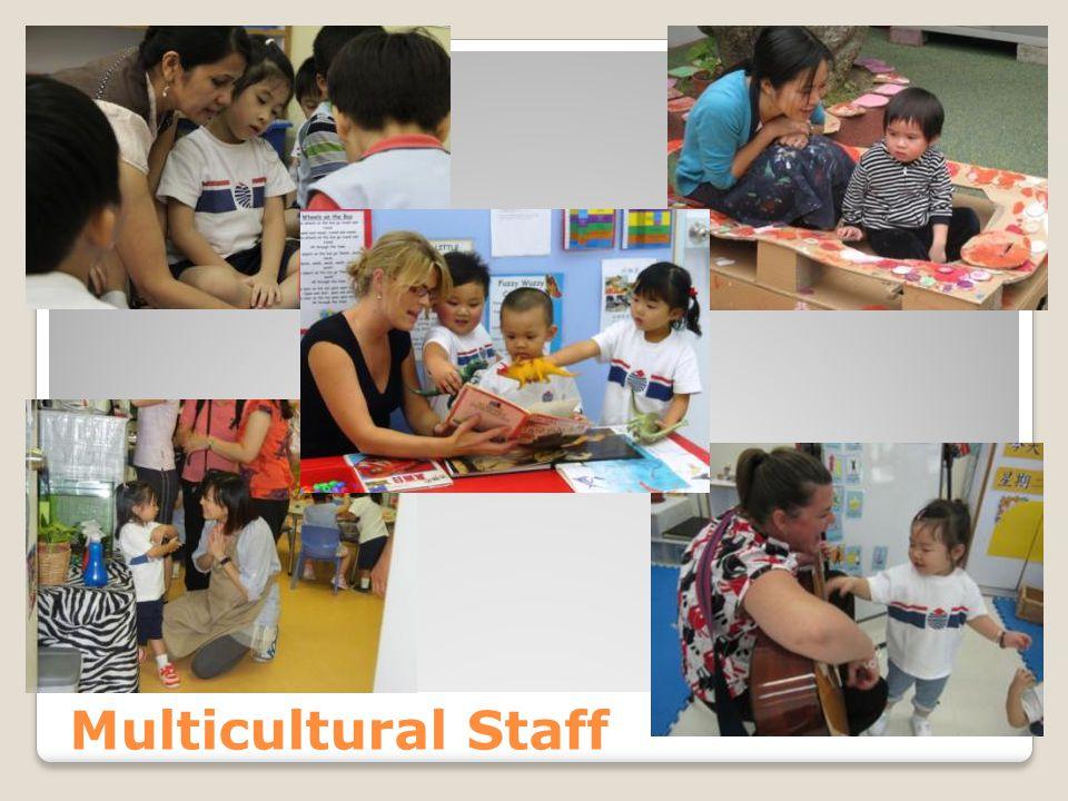 Multicultural Staff
