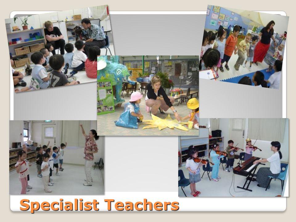 Specialist Teachers