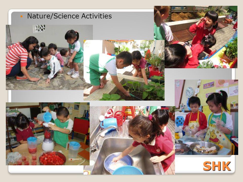 Nature/Science Activities SHK