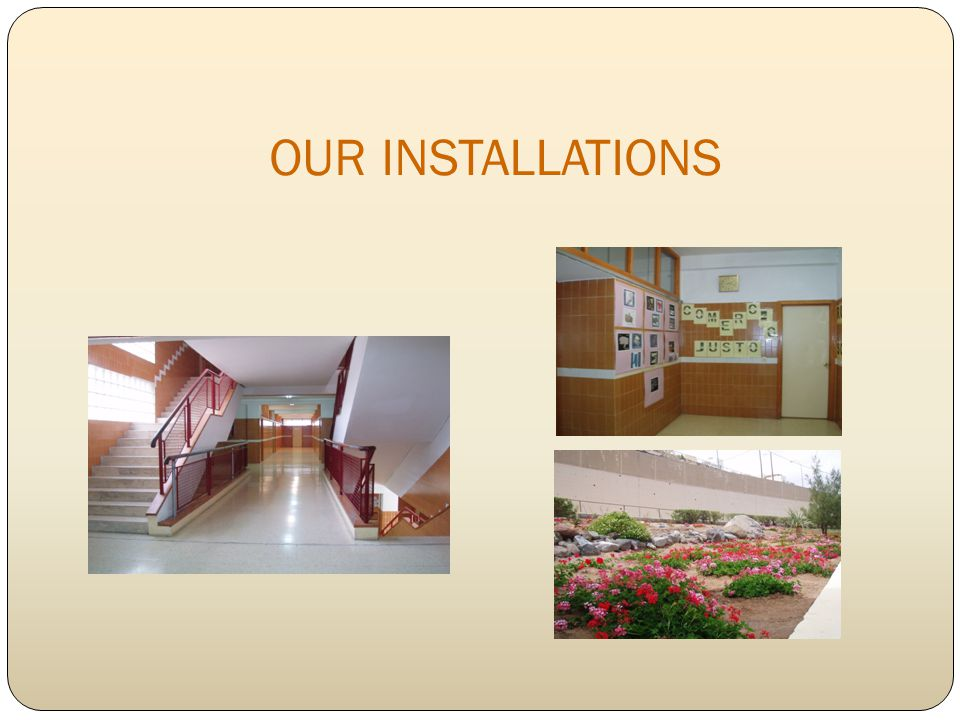 OUR INSTALLATIONS