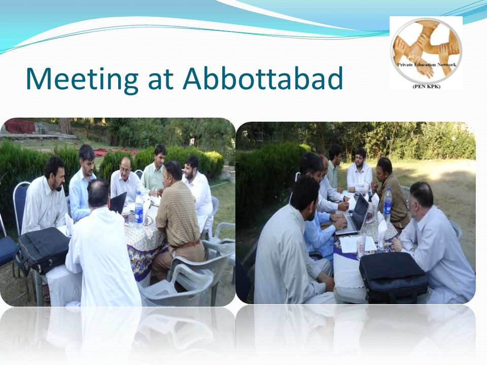 Meeting at Abbottabad