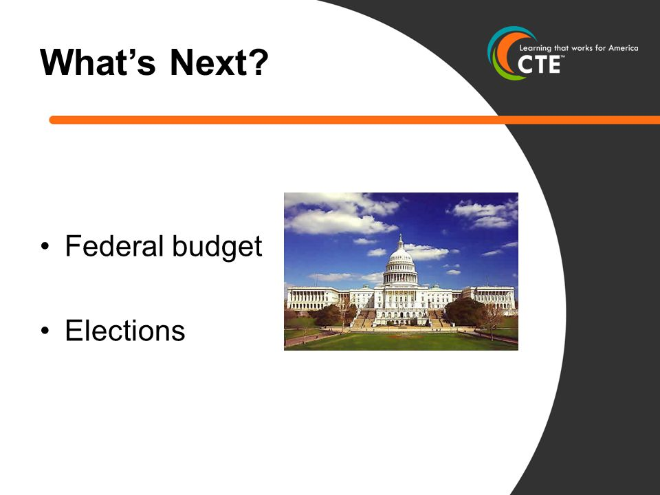 Whats Next Federal budget Elections