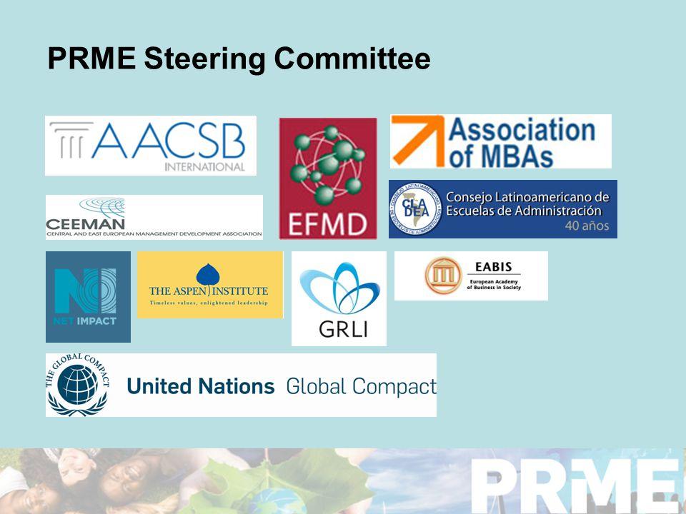 PRME Steering Committee