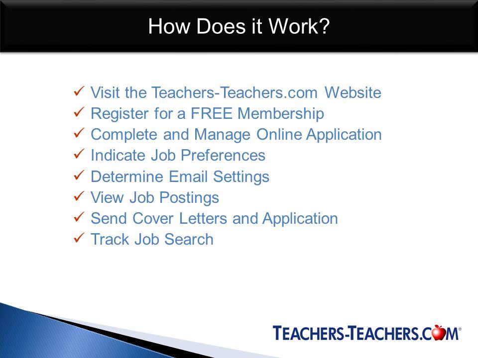Visit Teachers-Teachers.com.Over 760,000 members and growing.