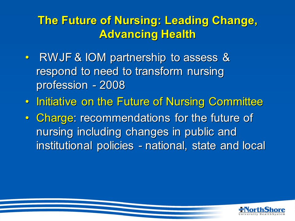 Recommendation 3: Implement nurse residency programs State boards collaborate with accrediting bodies to support completion of residency after prelicensure or advanced practice program OR when transitioning into new clinical areas.State boards collaborate with accrediting bodies to support completion of residency after prelicensure or advanced practice program OR when transitioning into new clinical areas.