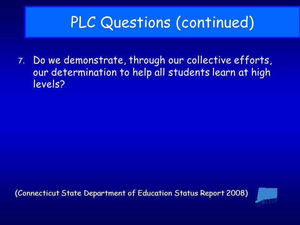 PLC Questions (continued) 7.