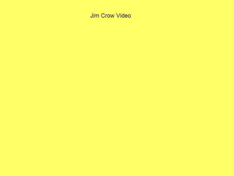 Jim Crow Video
