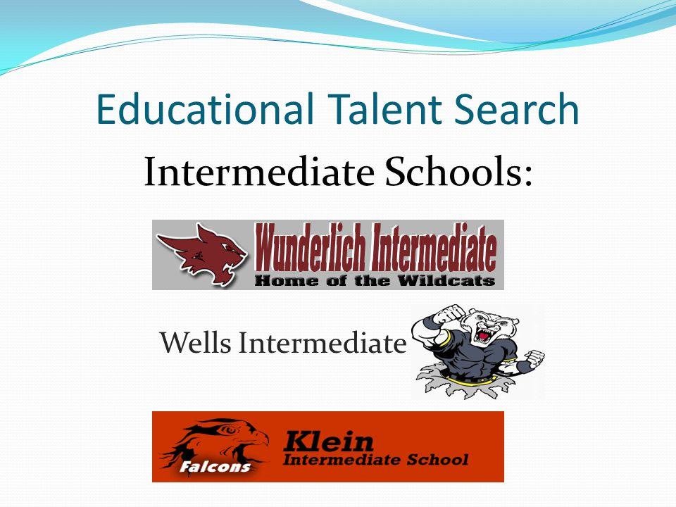Educational Talent Search High Schools: Westfield