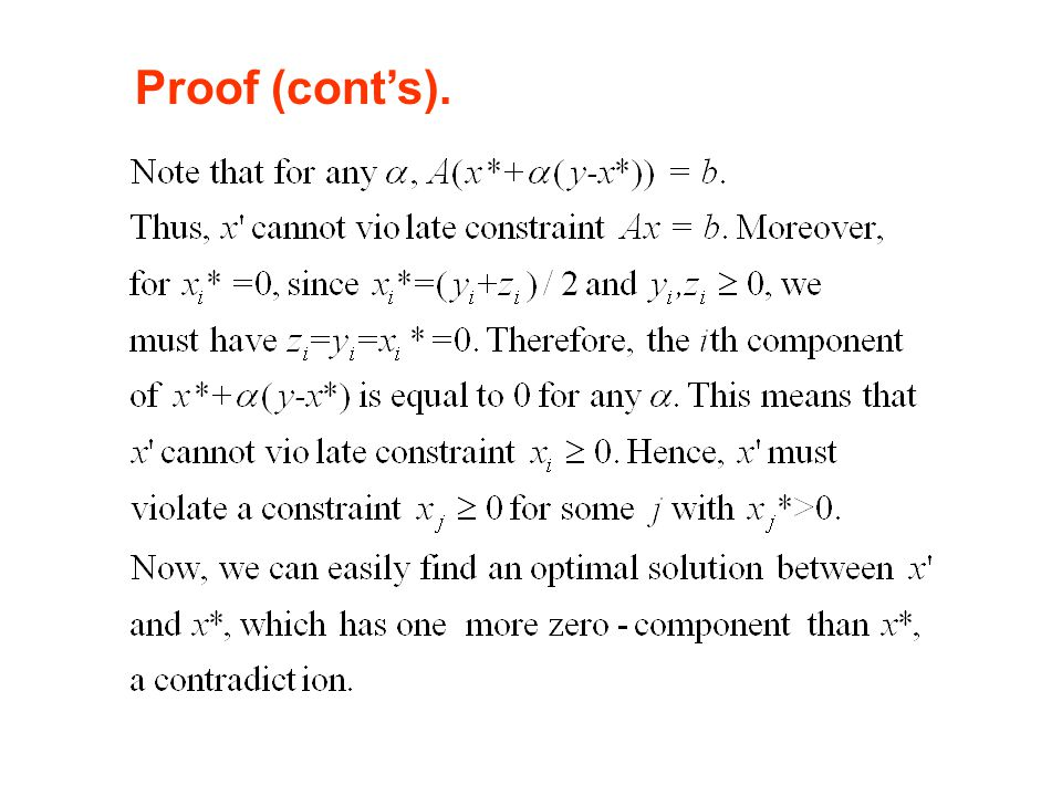 Proof (conts).