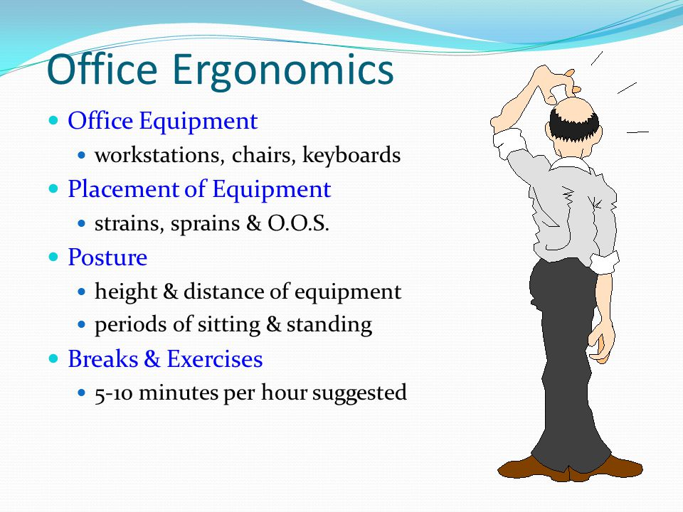 Manual Handling Statistics injuries costs Office Equipment & Furniture Stationery & Supplies Correct Lifting Techniques Twisting & Bending Mechanical Aids Teamwork Lifting