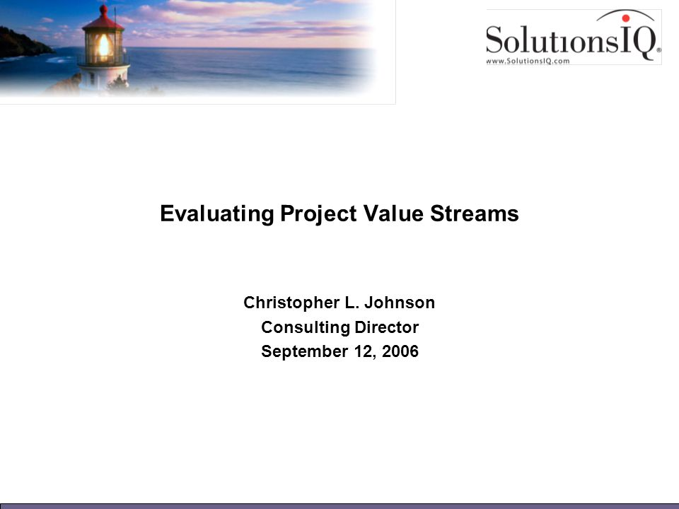 Introduction Lean Office, Value Stream Mapping (VSM) - What is it.