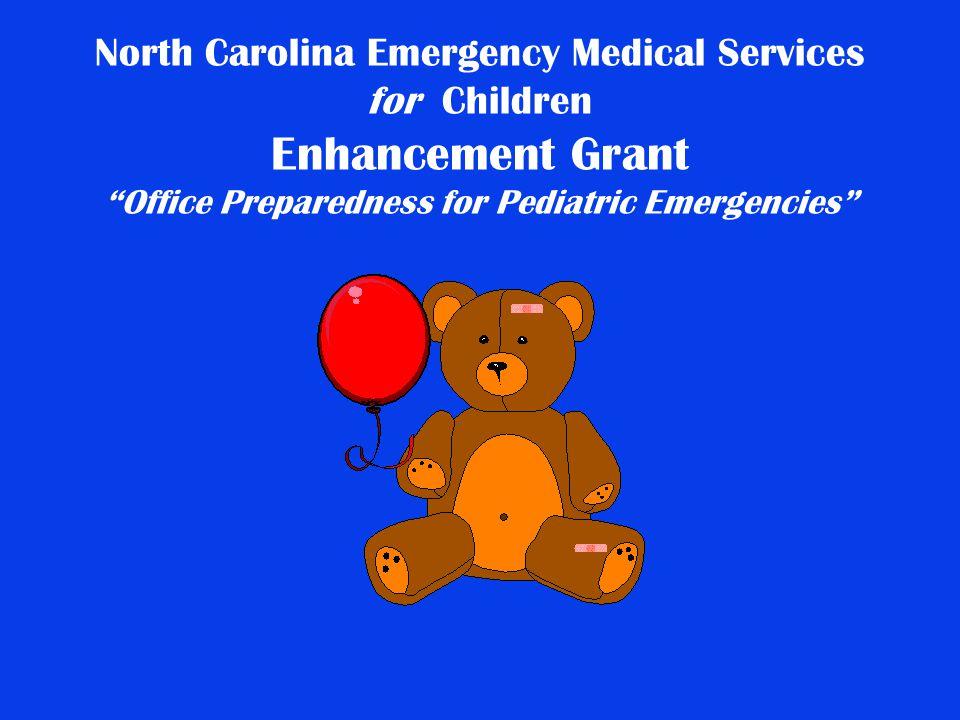 OFFICE PREPAREDNESS for PEDIATRIC EMERGENCIES Objectives...