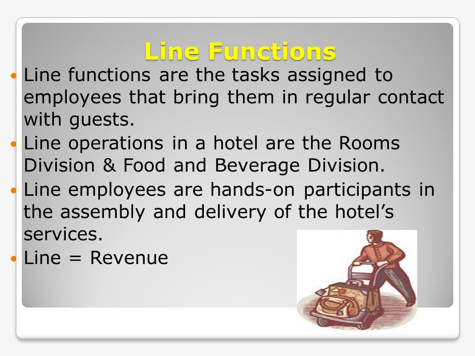 Outlets/Ancillary Revenue Sources An outlet is a food and beverage point of sale Ancillary revenue sources are revenue sources outside of sleeping rooms or food and beverage such as gift shops or spa services.