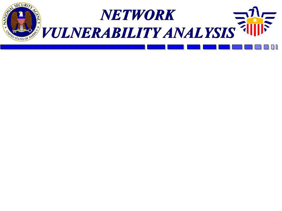 NETWORK VULNERABILITY ANALYSIS