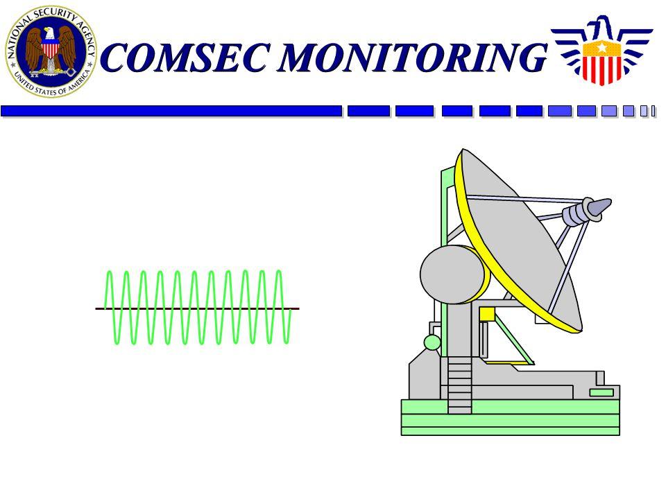 COMSEC MONITORING