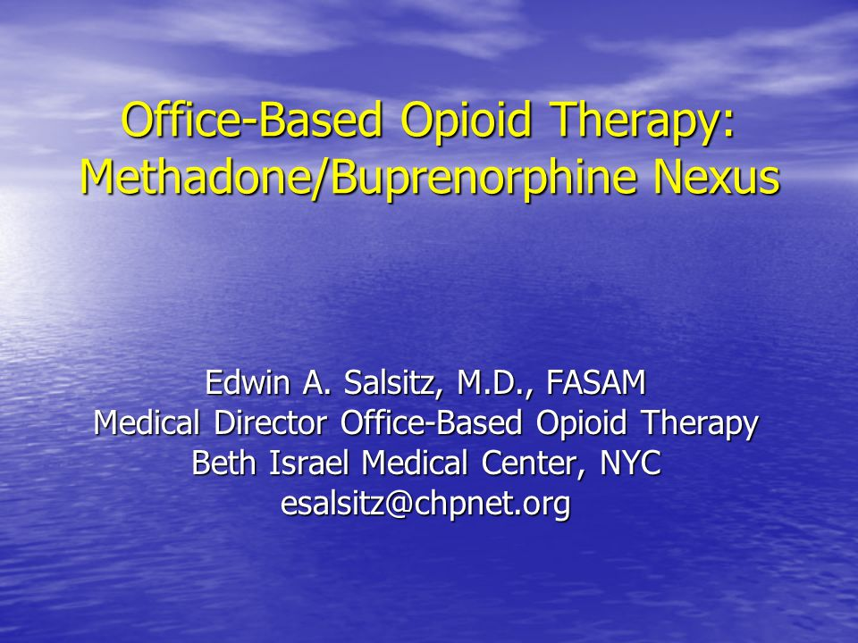 Methadone Methadone Synthetic Opioid 1937 Germany Synthetic Opioid 1937 Germany T ½ 2436 hrs.
