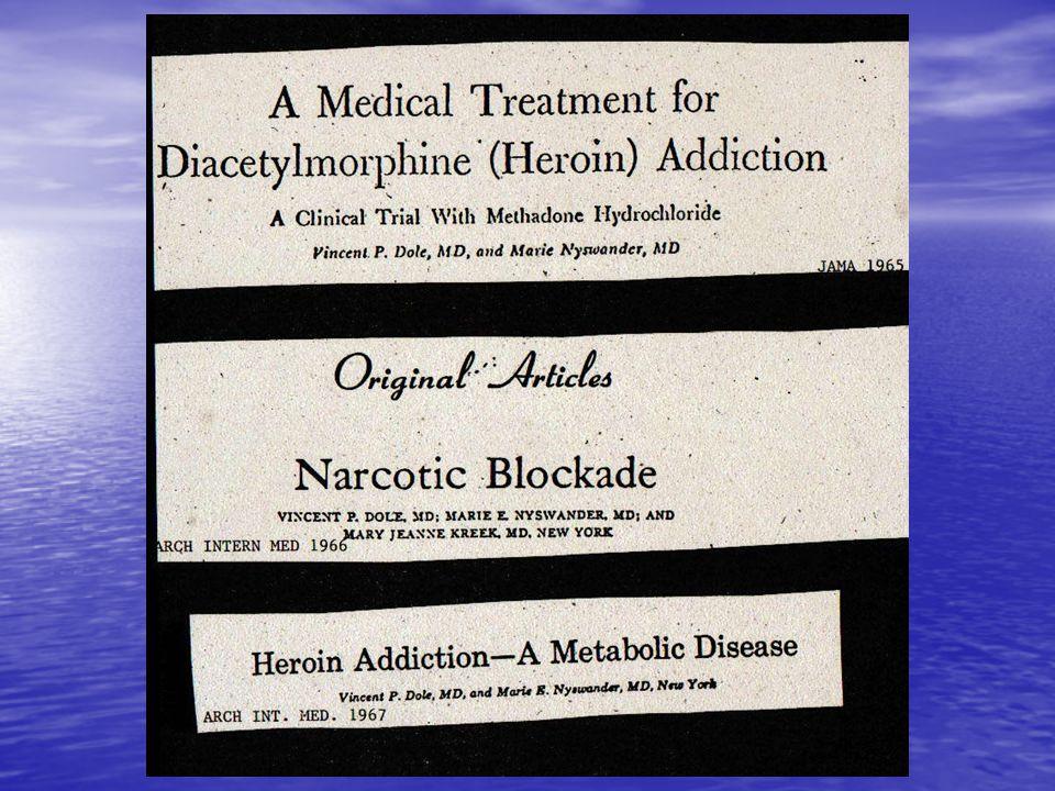 Distribution of Opioid Treatment Programs (OTPs) 2002 SAMHSA/CSAT
