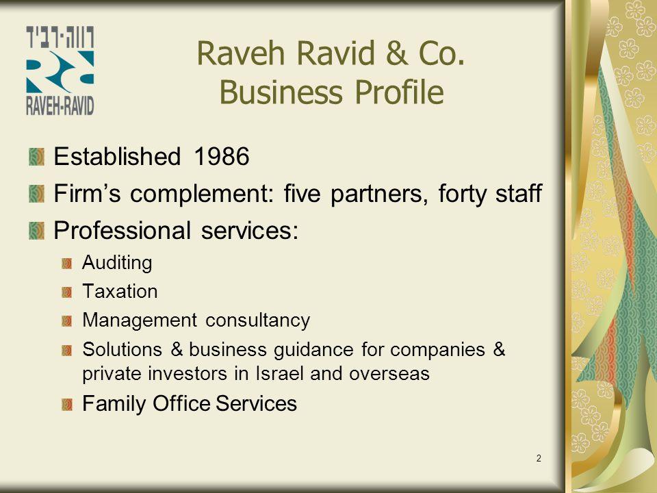 3 Raveh Ravid & Co.