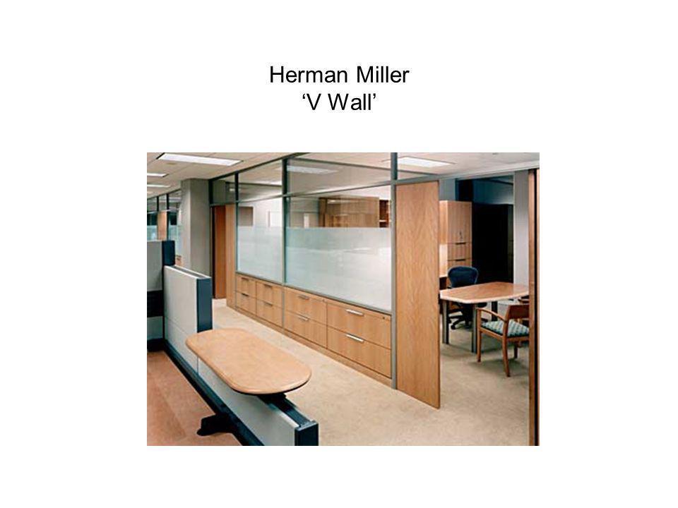 Herman Miller V Wall