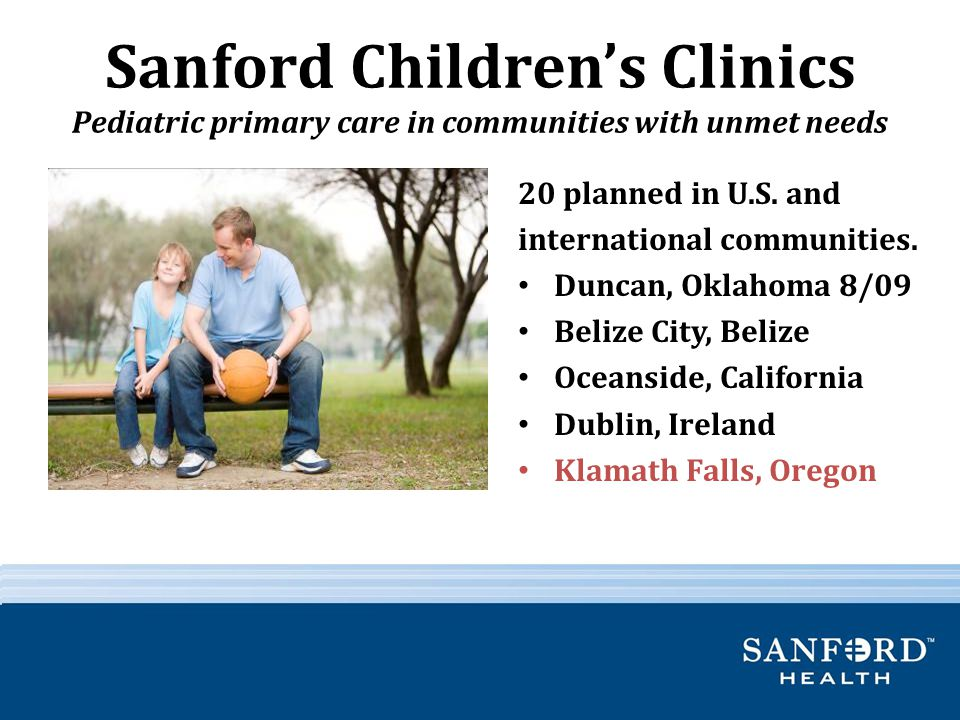 Sanford Research Centers Cardiovascular Health Womens Health Childrens Health Health Disparities Cancer Biology Sanford Project: Type I Diabetes
