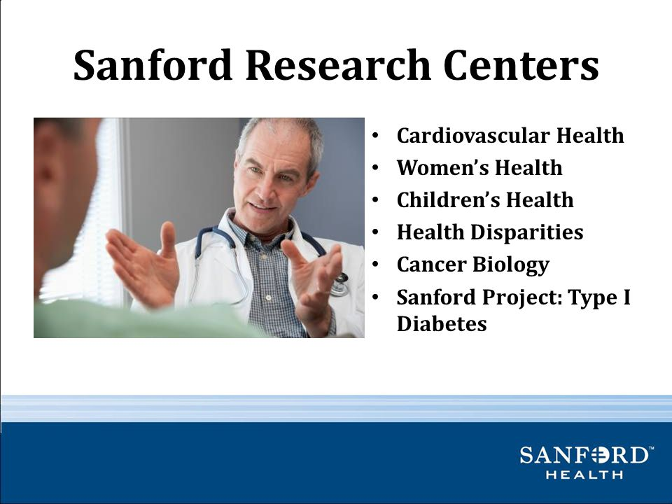 Who we are Sanford Health is the largest not-for-profit integrated rural healthcare delivery system in the nation, serving a significant patient volume outside of major metropolitan areas, based on revenues, patient beds and number of full time employees (verified by AHA).